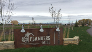 Flanders Mill Development