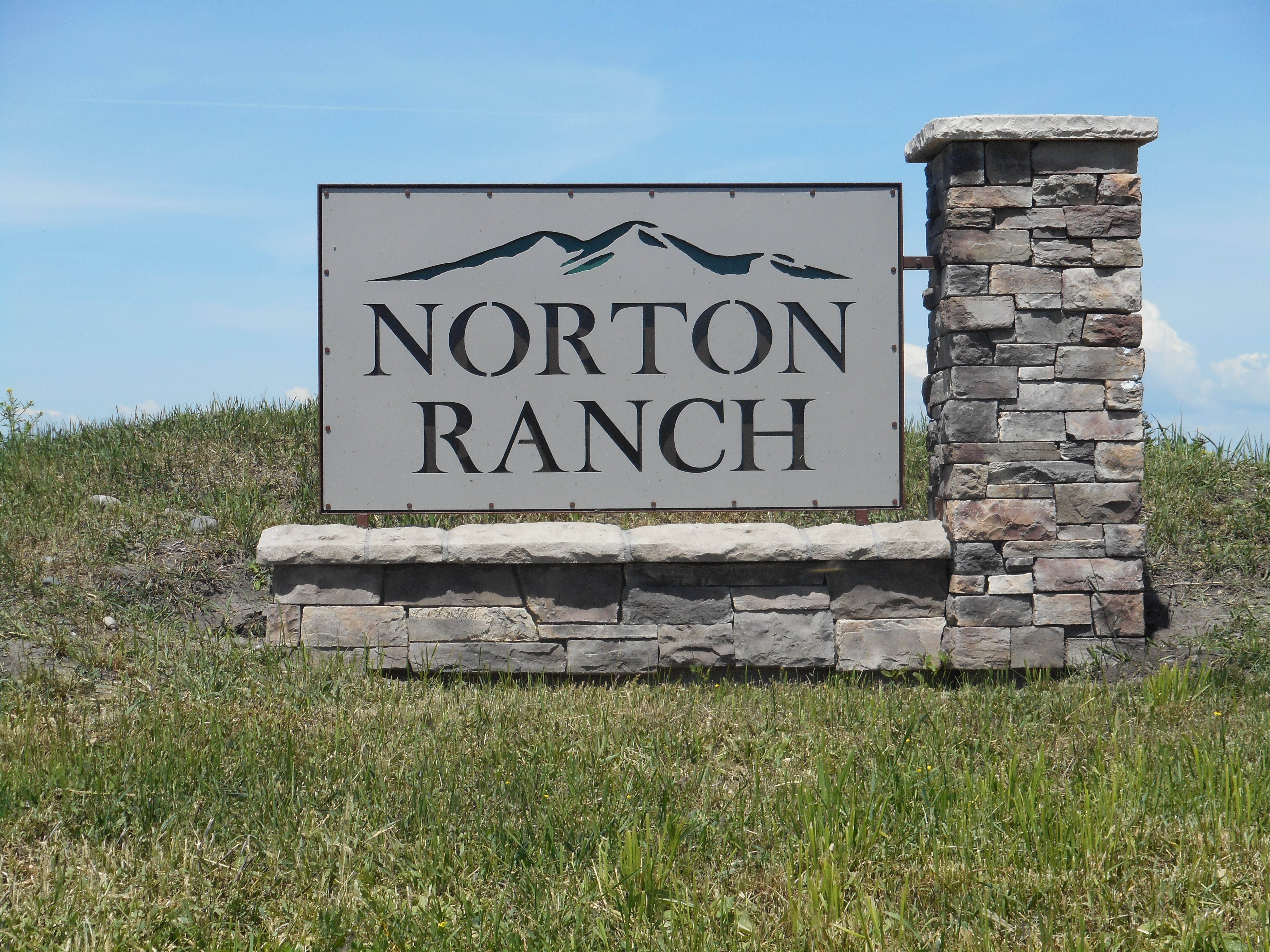 Projects c h engineering surveying for Norton ranch homes